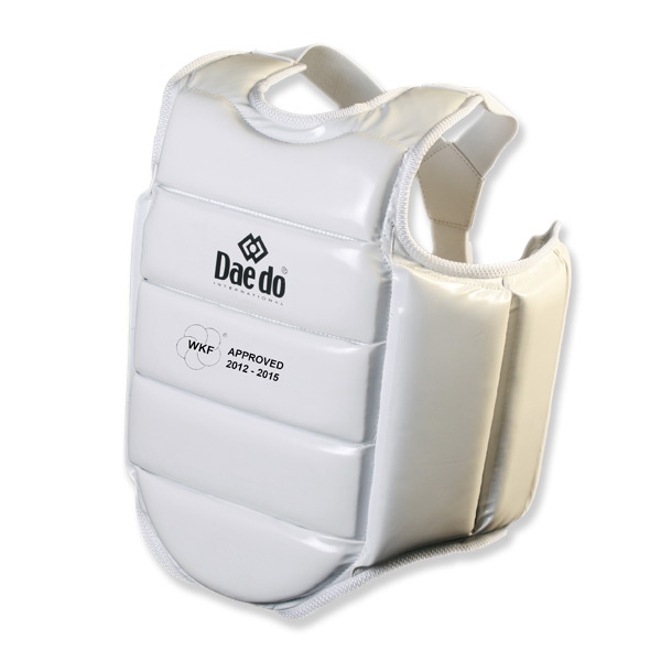 W.K.F. APPROVED KID BODY PROTECTOR