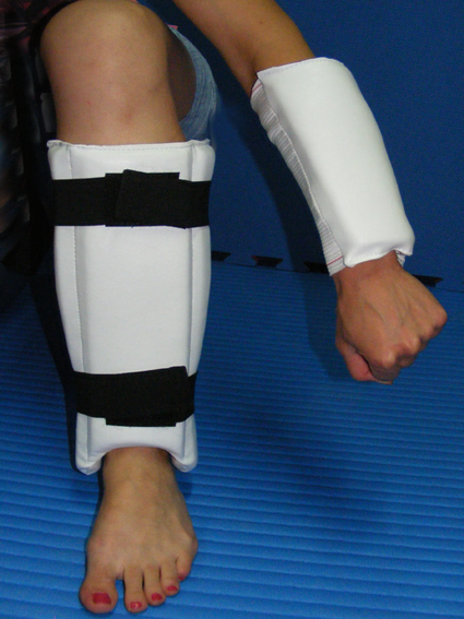 Shin  and Arm Guard