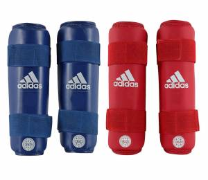 WAKO PU Shin Guards ADIDAS