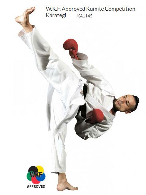 Карате кимона-традиционни