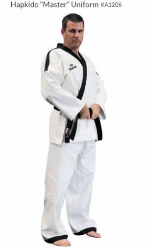 Hapkido Master