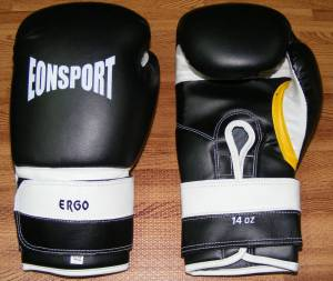 Тренировъчни ръкавици модел ЕРГО