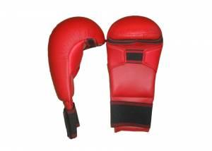 Ръкавици за Карате Червени и Сини