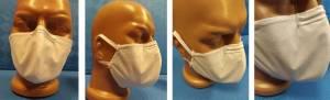 Маска за лице от нетъкан текстил 4-пластова .